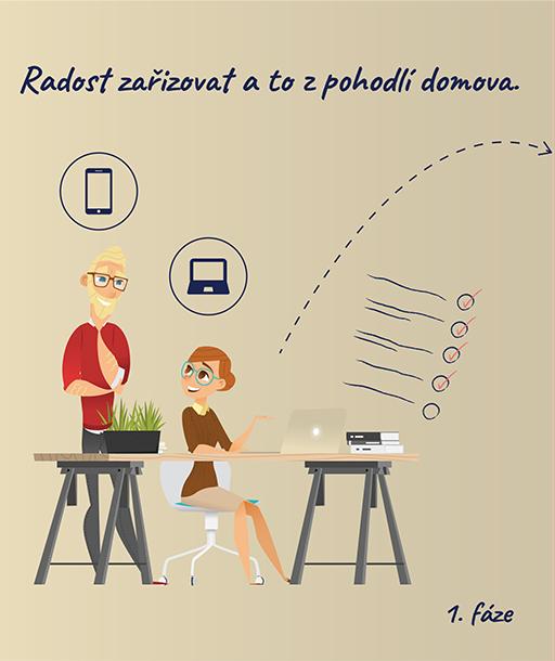 Virtuální bydlení - radost zařizovat